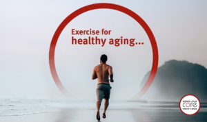 Exercise healthy aging