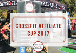 Crossfit Affiliate Cup 2017