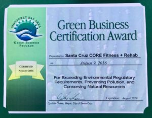 santa-cruz-core-green-business-certification-award